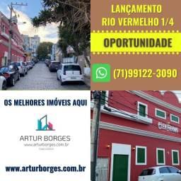 Oportunidade- 1 quarto - 1 vaga-Oportunidade Rio Vermelho Lançamento