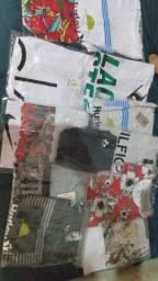 10 camisas + 1 de graça