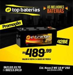 Bateria extranger 150 ah