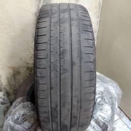 4 pneus semi novos