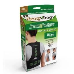 Colete corretor de postura cinta arrow posture ajustável mais conforto leve