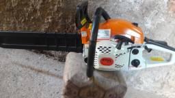 Motosserra Sthill ms382 novo sem uso