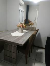 Mesa com espelho MDF