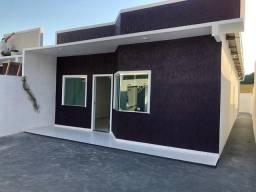 Próximo ao Manoa. Casas novas, 2 quartos + quintal. Pronta entrega