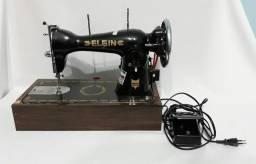 Maquina de Costura com Motor