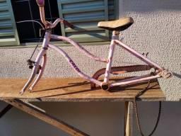 Quadro bicicleta aro 20