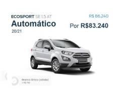 EcoSport Se 1.5 Automática 20/21 (pronta entrega)