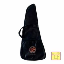 Capa Bag Simples Guitarra Standard Top Instrumentos Resistente Não Acolchoada