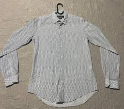 Camisa manga comprida Zara tamanho P