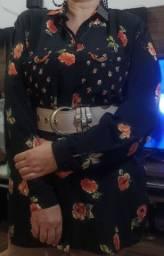 Divina blusa Vintage gazela fashion