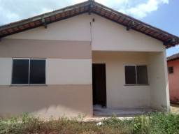 Linda casa, quitada, c/ 2 quartos no Novo Estrela, financiável