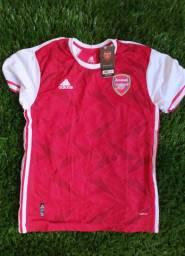 Camisa Arsenal temporada 20/21