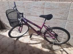 Bike femenina aro 24
