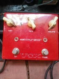 Vendo pedal vox satchurator top