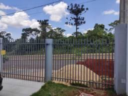 Grade mais portão 6 metros