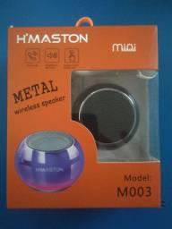 caixinha Mini speaker hmaston