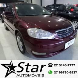 Corolla XEI Aut 2006 Com 112 mil Km!!