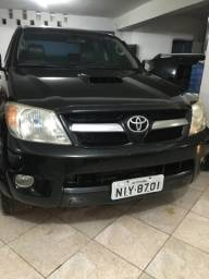 Hilux 2008 3.0 conservada