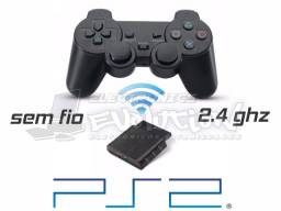 Controle Sem Fio Ps2 Wireless Playstation 2