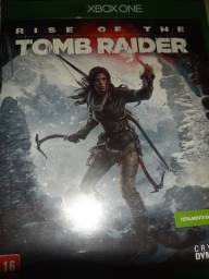 Jogo Rise of Tomb Raider .xbox one