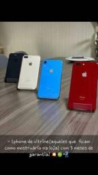 Iphones de vitrine