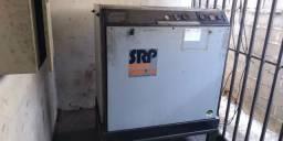 Compressor de Parafuso SCHULZ SRP 2020 Completo