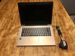Notebook Positivo Quad Core 2GB 32GB SSD Tela 14? Windows 10 Stilo Colors XC3552