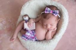 Mini pacote fotógrafia newborn recém nascido