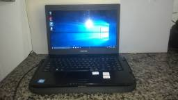 Notebook com Intel core i5 memória 8gb DDR3 HD 500gb