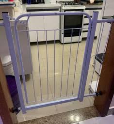 Grade de proteção Porta