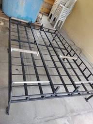 Bagageiro modelo TELECOM para Kombi caixão