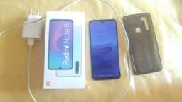Xiaomi redmi note 8(zerado)