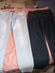Lote roupas e sapatos