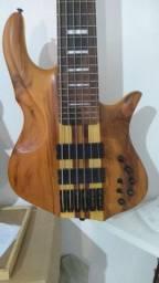 Baixo luthier WCAVALHO
