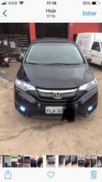 Honda fit exl automático baixo km