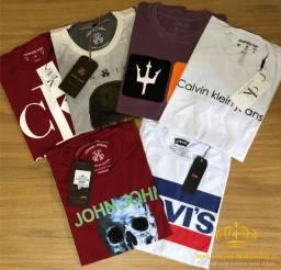 Camisetas de marca 100% originais!!!