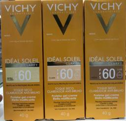 Protetor Solar Ideal Soleil Clarify