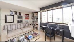 Sofisticado apartamento nos altos da Bela Vista