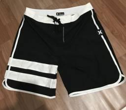 Bermuda hurley phantom e camiseta hurley