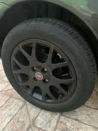 Jogo de Rodas Fiat Punto HLX Aro 15