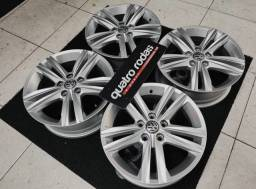 Roda aro 15 novo polo fox Spacefox Golf 5x100 original vw