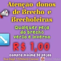 Vendo peças  BRECHÓS