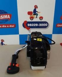 Roçadeira GRH430 movida a gasolina motor 2 Tempos Terra