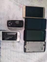 Lote 6 celular LEIA