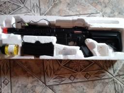 Arminha de tiro ao alvo