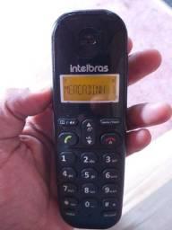 Telefone sem fio 80 reais