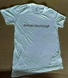 Camiseta Estilo Armani Exchange Tam M