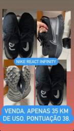 Tênis Nike react infinity