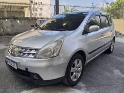 Nissan Livina Automatico=2010=Ac.Trocas