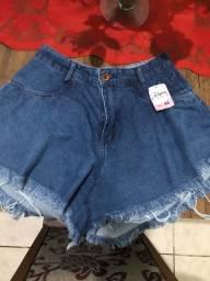 Shorts jeans Gôde! Veste número 44 e 46